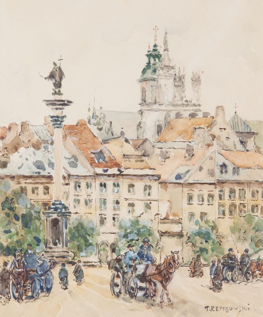 T. Rembowski (1st Half of 20th Century)  Sigismund's