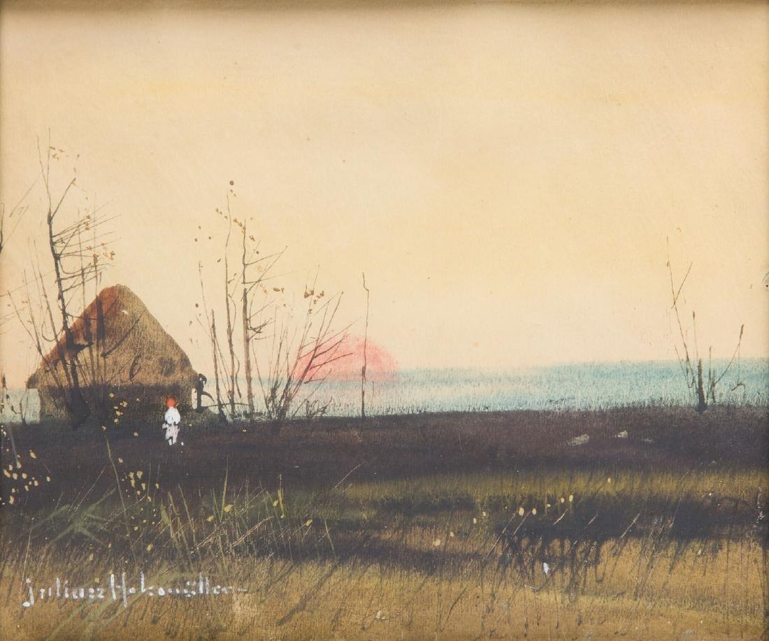 Juliusz Holzmüller (1876 - 1932) Sunrise