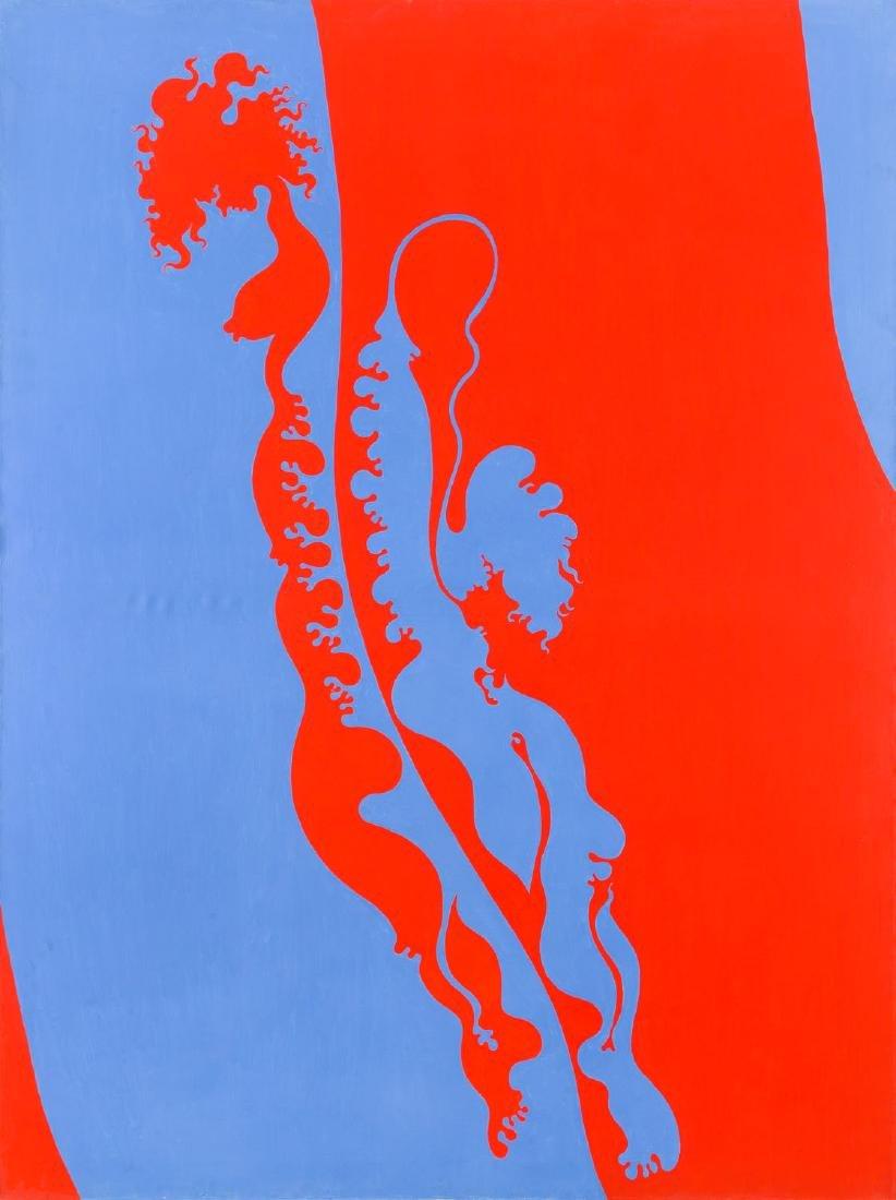 "Jan Dobkowski (b. 1942) ""Psyche-Physis"", 1976"