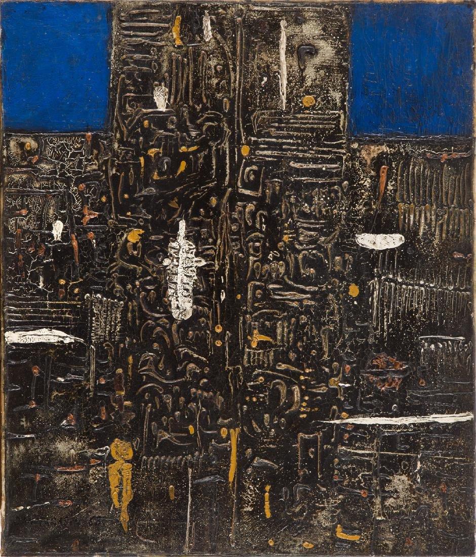 Jan Tarasin (1926 - 2009) Untitled, 1963