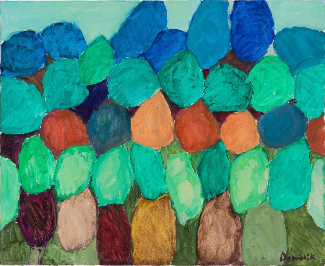 "Tadeusz Dominik (1928 - 2014) ""Amazonia"", 2011"
