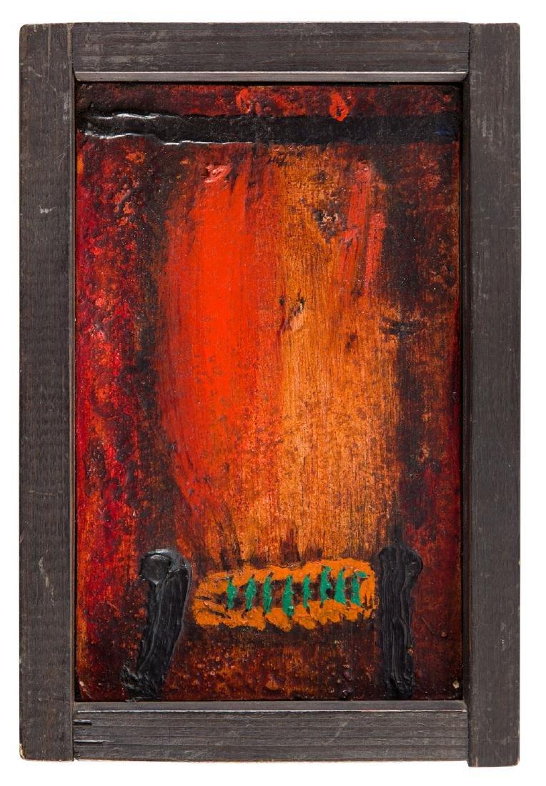"""Tadeusz Brzozowski (1918 - 1987) """"XXX"""", 1969"""