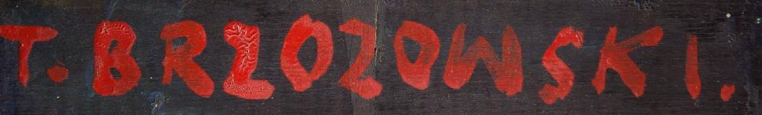 """Tadeusz Brzozowski (1918 - 1987) """"XXX"""", 1969 - 2"""