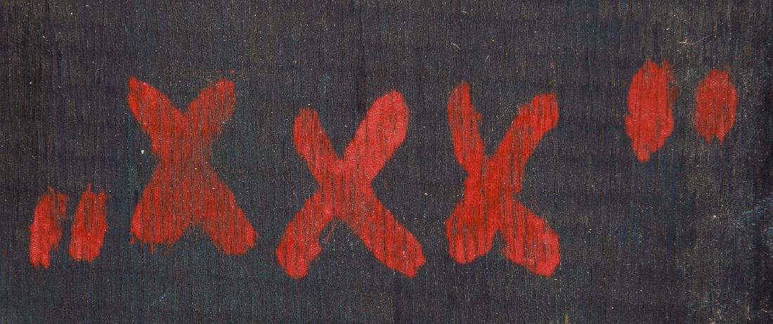 """Tadeusz Brzozowski (1918 - 1987) """"XXX"""", 1969 - 4"""