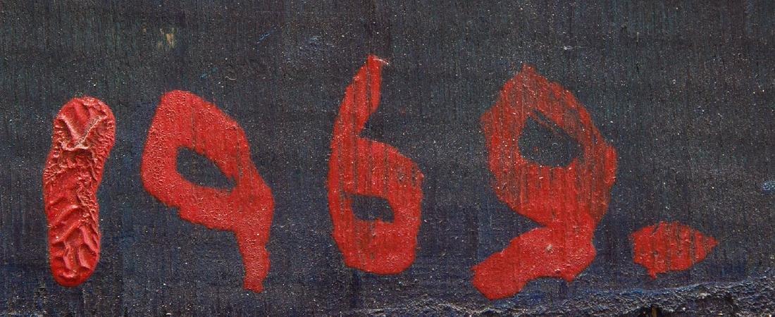 """Tadeusz Brzozowski (1918 - 1987) """"XXX"""", 1969 - 5"""