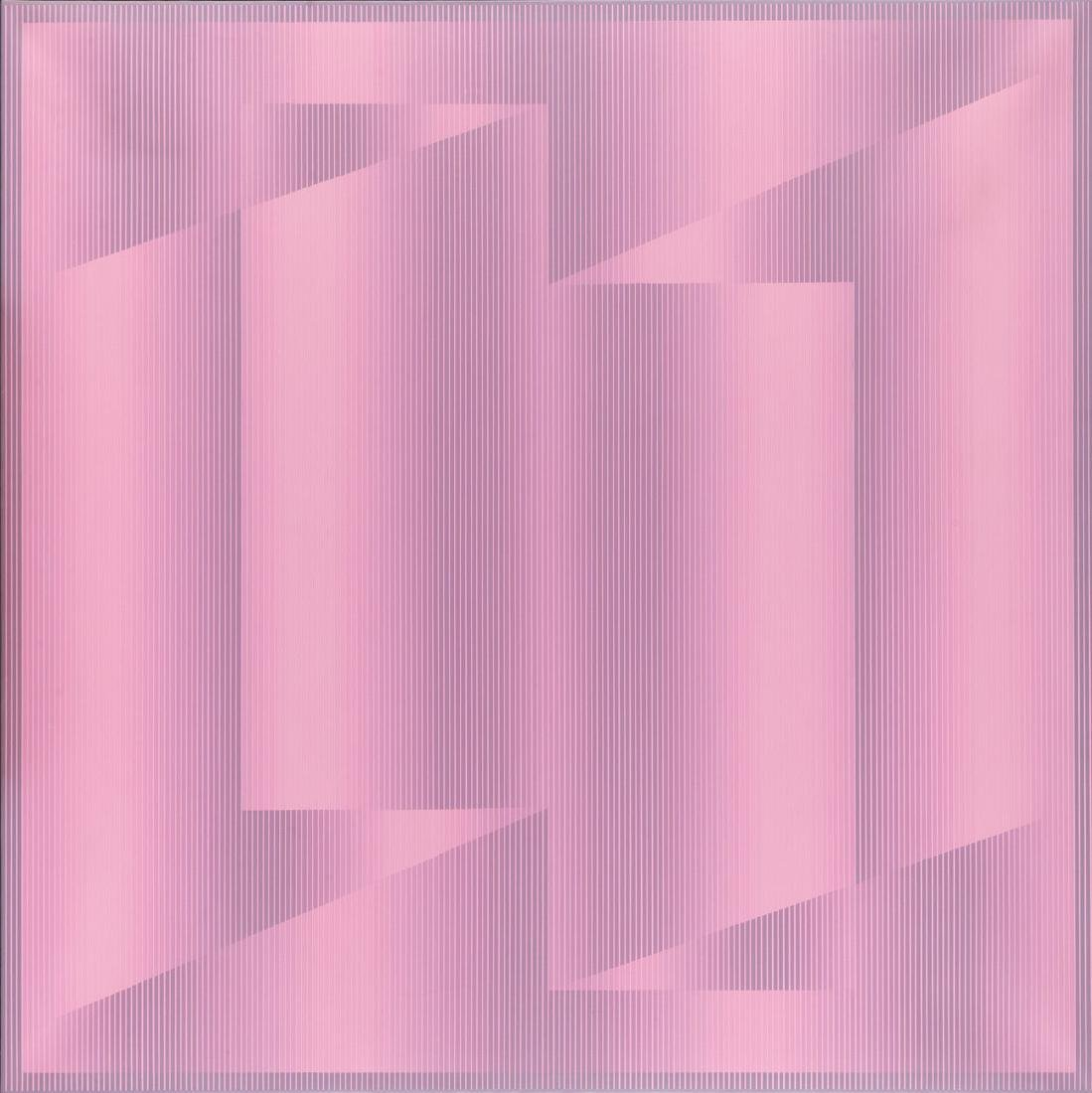 "Julian Stanczak (1928 - 2017) ""Turn Pink #2"", 1977"