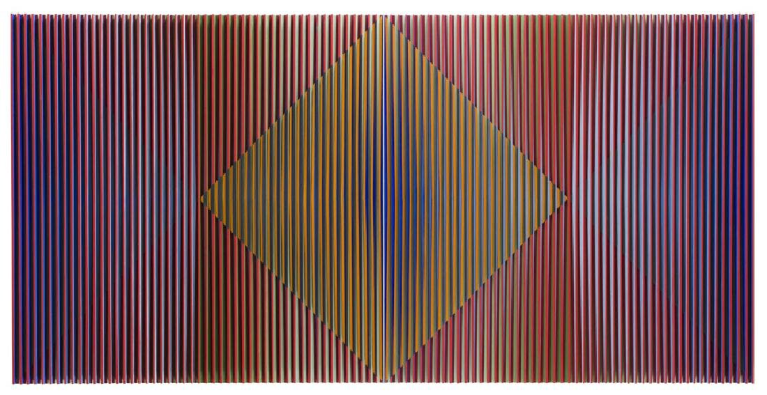 "Andrzej Nowacki (b. 1953) ""Gloomy Composition"", 2016"