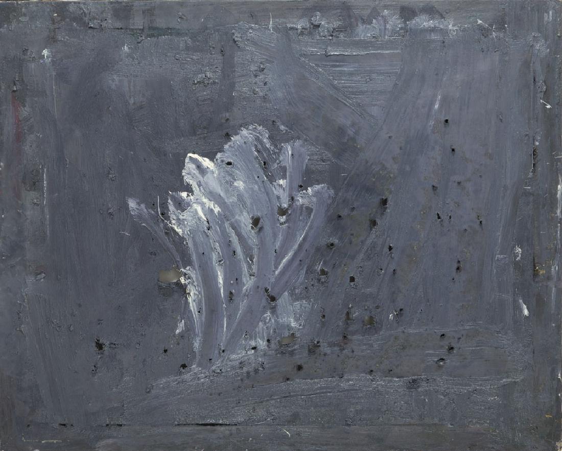 """Jacek Sempolinski (1927 - 2012) """"Skull"""", 1986"""