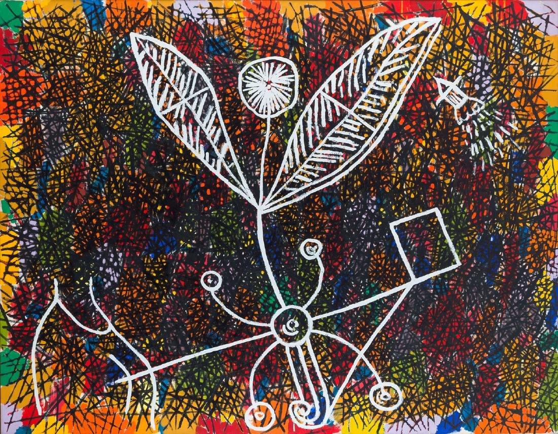 Ryszard Grzyb (b. 1956) Untitled, 1992