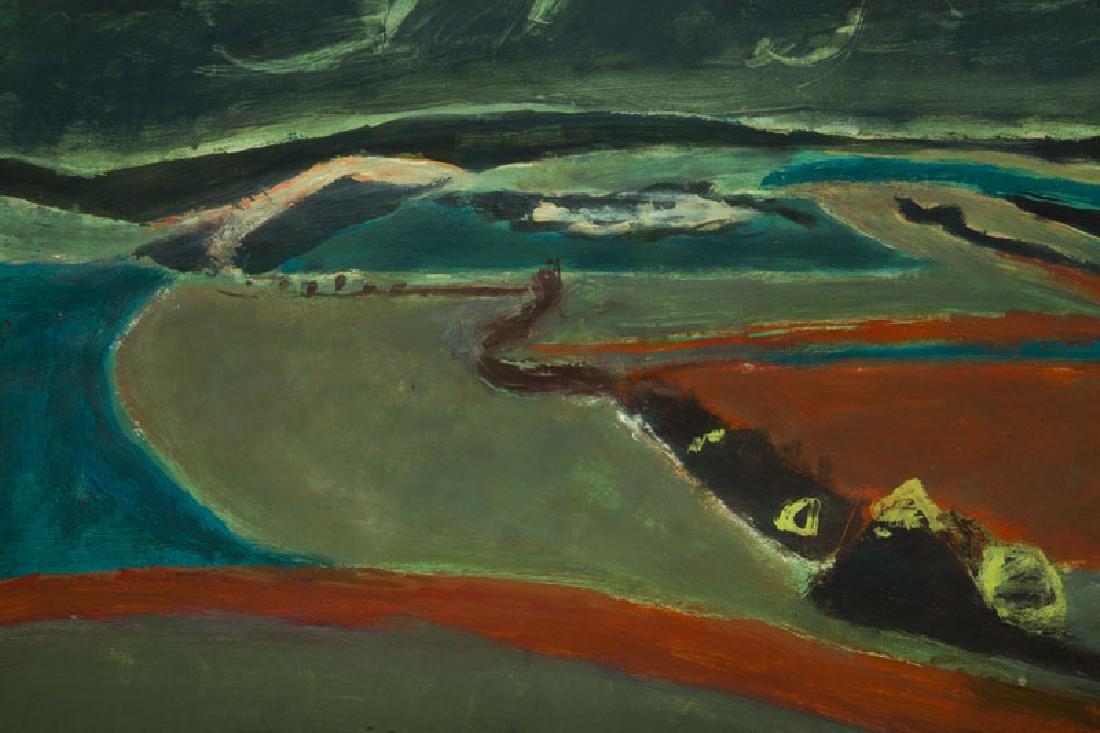 Henryk Hayden (1883 - 1970) Val-de-Marne in - 4