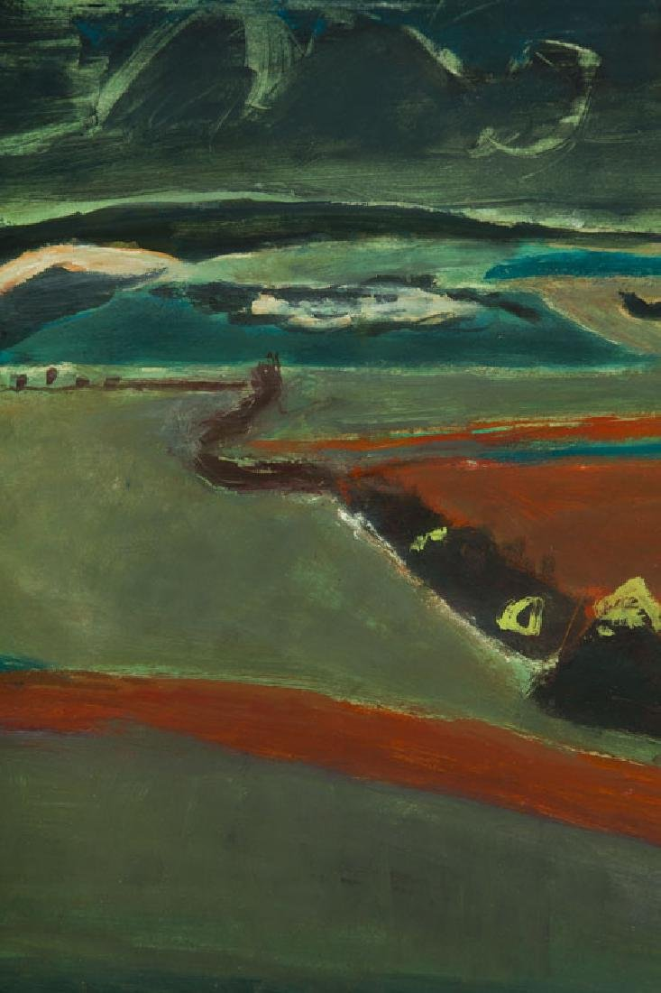 Henryk Hayden (1883 - 1970) Val-de-Marne in - 5