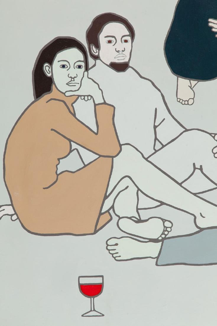 Agata Bogacka (b. 1976) On the grass, 2001 - 5