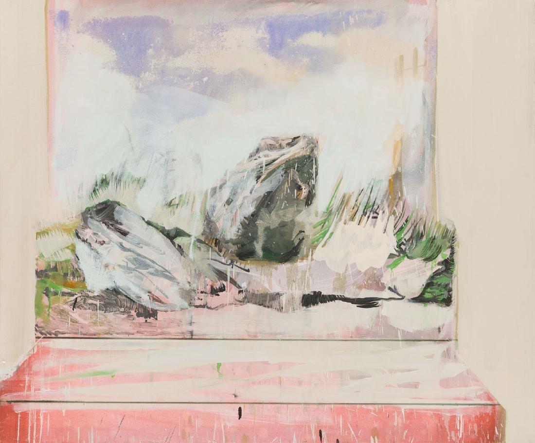 """Radek Szlaga (b. 1979) """"Nature"""", 2012"""