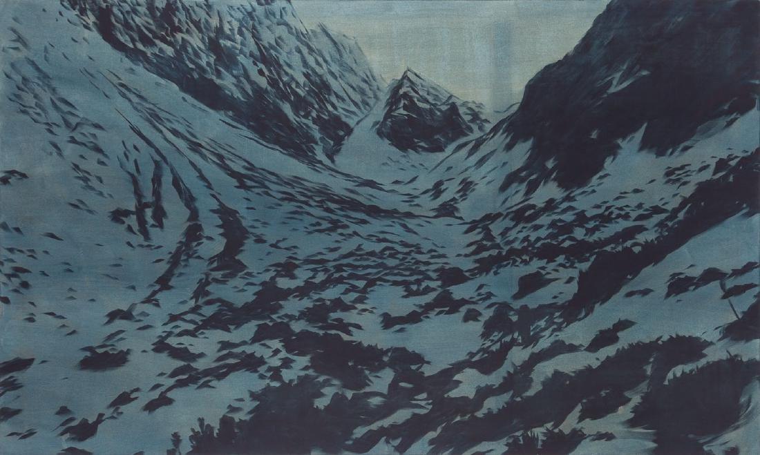 Bartek Materka (b. 1973) Tatra mountains - Hinczowa