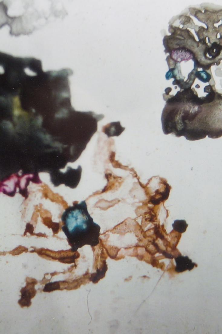 """Wojtek Bakowski (b. 1979) A set of two works: """"Interest - 6"""