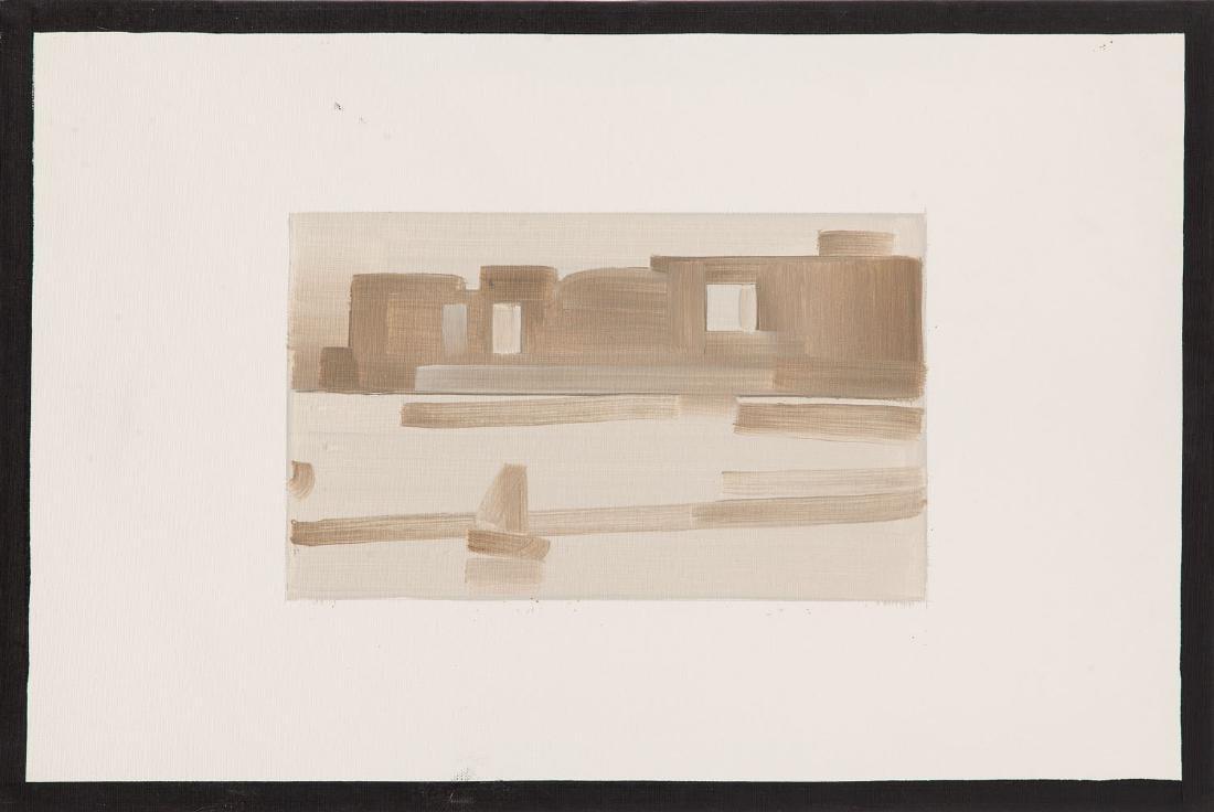 "Rafal Bujnowski (b. 1974) ""Picture of a Whistler"