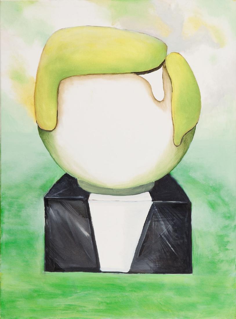 Tymek Borowski (b. 1984) Portrait of Renet Achmetow,
