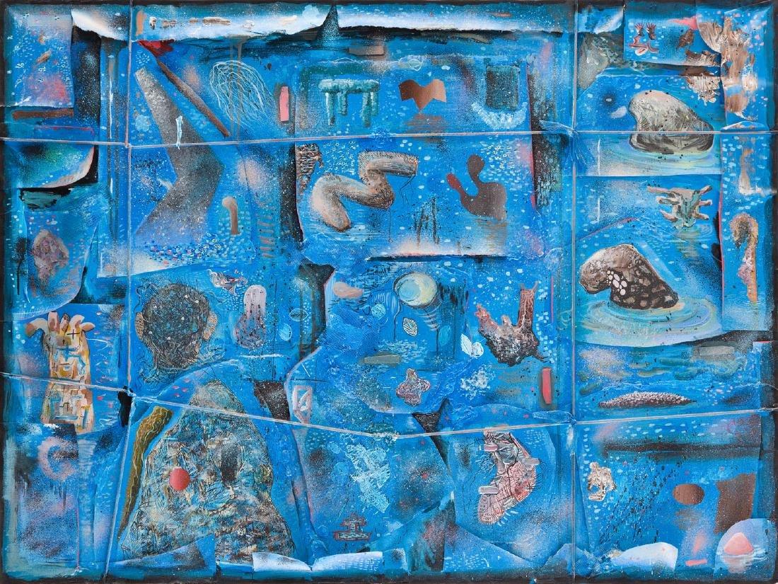 Tymek Borowski (b. 1984) Untitled (Pool), 2009