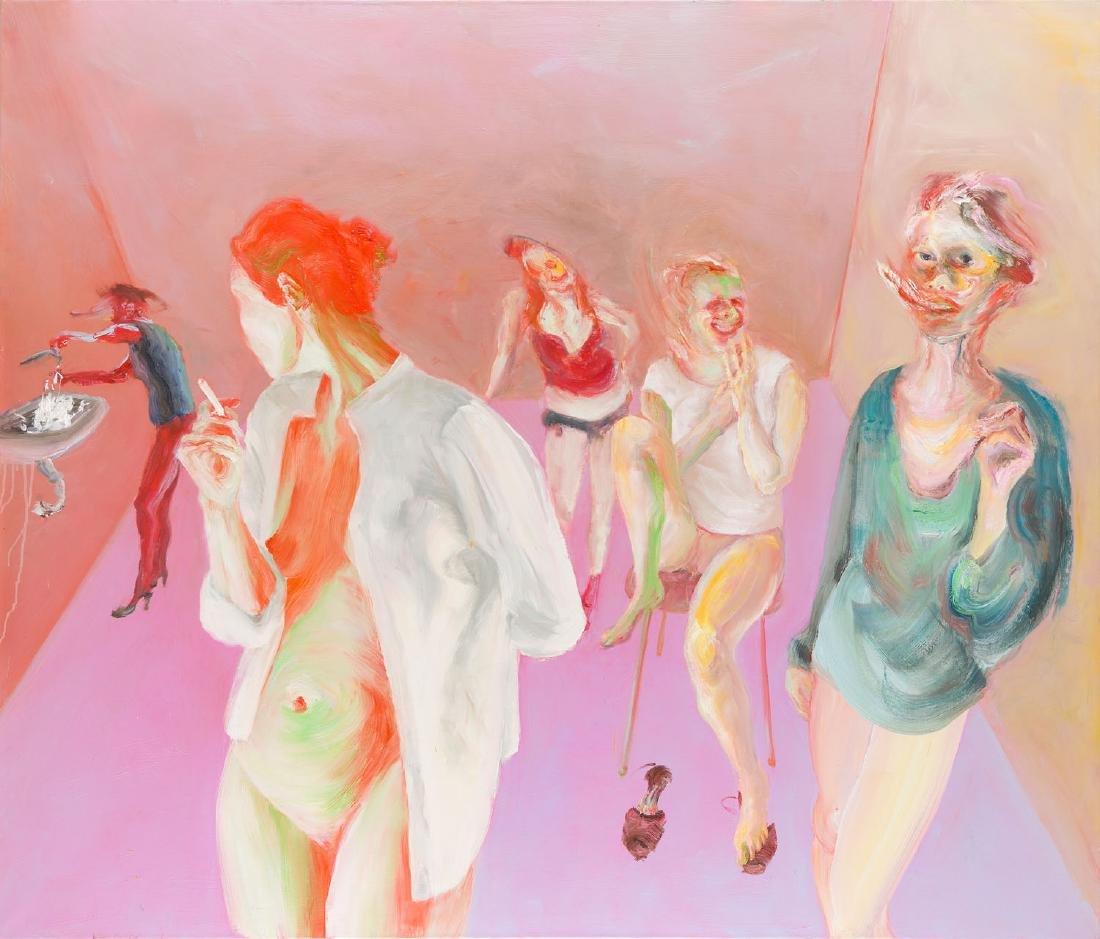 Aleksandra Chaberek (b. 1972) Untitled, 2009