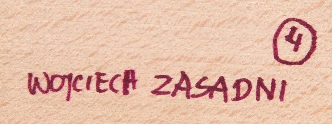 Wojciech Zasadni (b. 1971) Gazeta Wyborcza, 1999 - 2