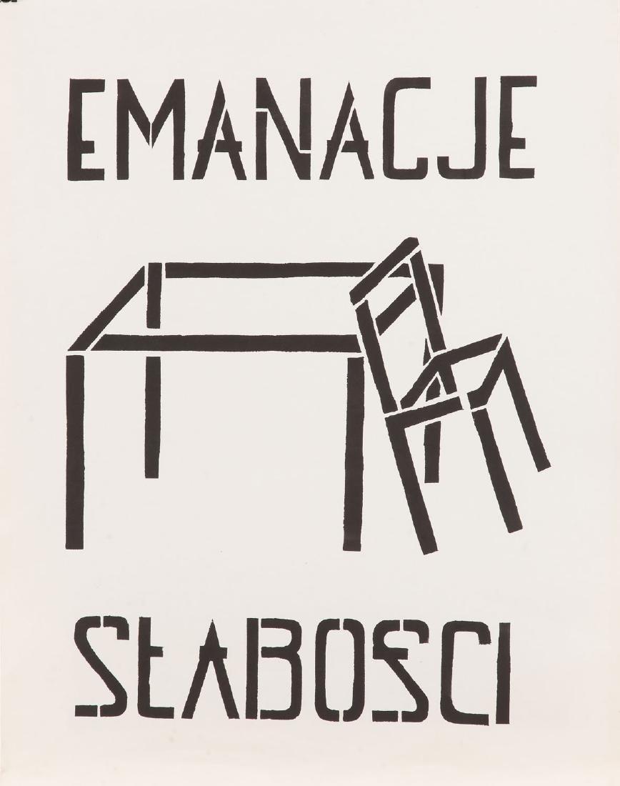 "Twozywo (1995 - 2011) ""Emanations of weakness"", ed."