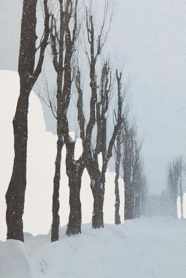 "Miroslaw Balka (b. 1958) Set of four works: ""Crossroads - 10"