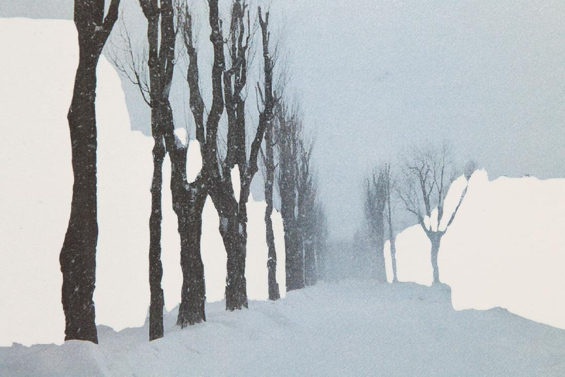 "Miroslaw Balka (b. 1958) Set of four works: ""Crossroads - 11"
