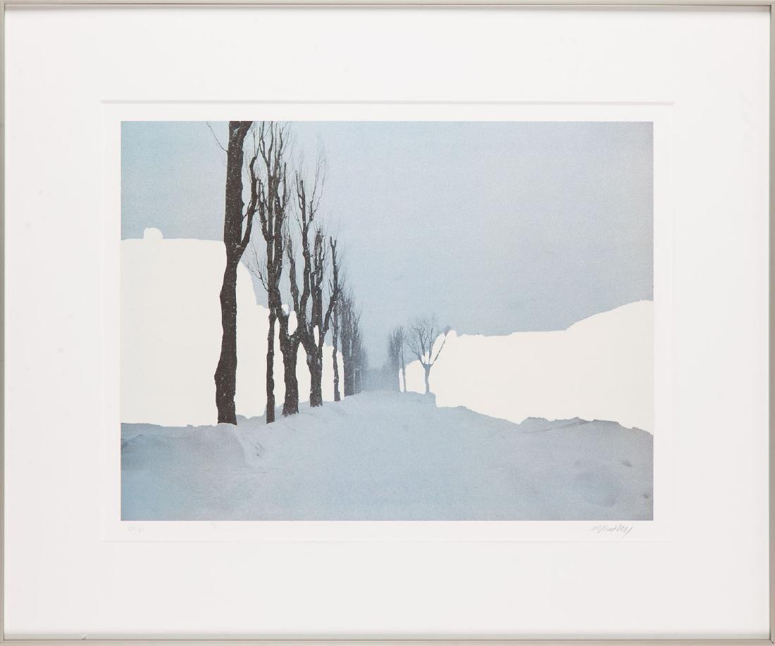 "Miroslaw Balka (b. 1958) Set of four works: ""Crossroads - 13"