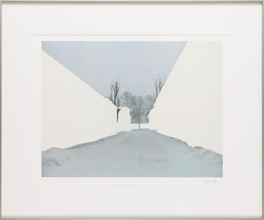 "Miroslaw Balka (b. 1958) Set of four works: ""Crossroads - 15"