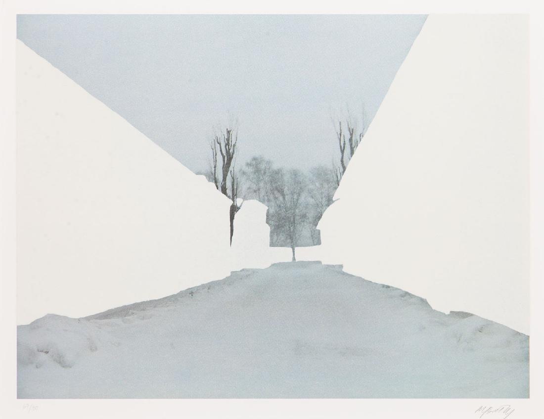 "Miroslaw Balka (b. 1958) Set of four works: ""Crossroads - 16"