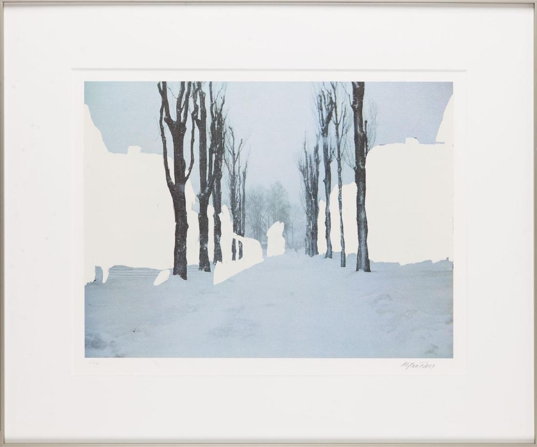 "Miroslaw Balka (b. 1958) Set of four works: ""Crossroads - 18"