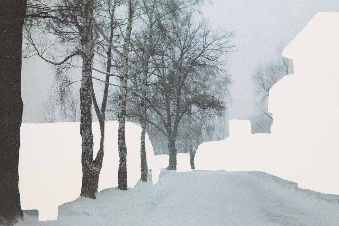 "Miroslaw Balka (b. 1958) Set of four works: ""Crossroads - 5"