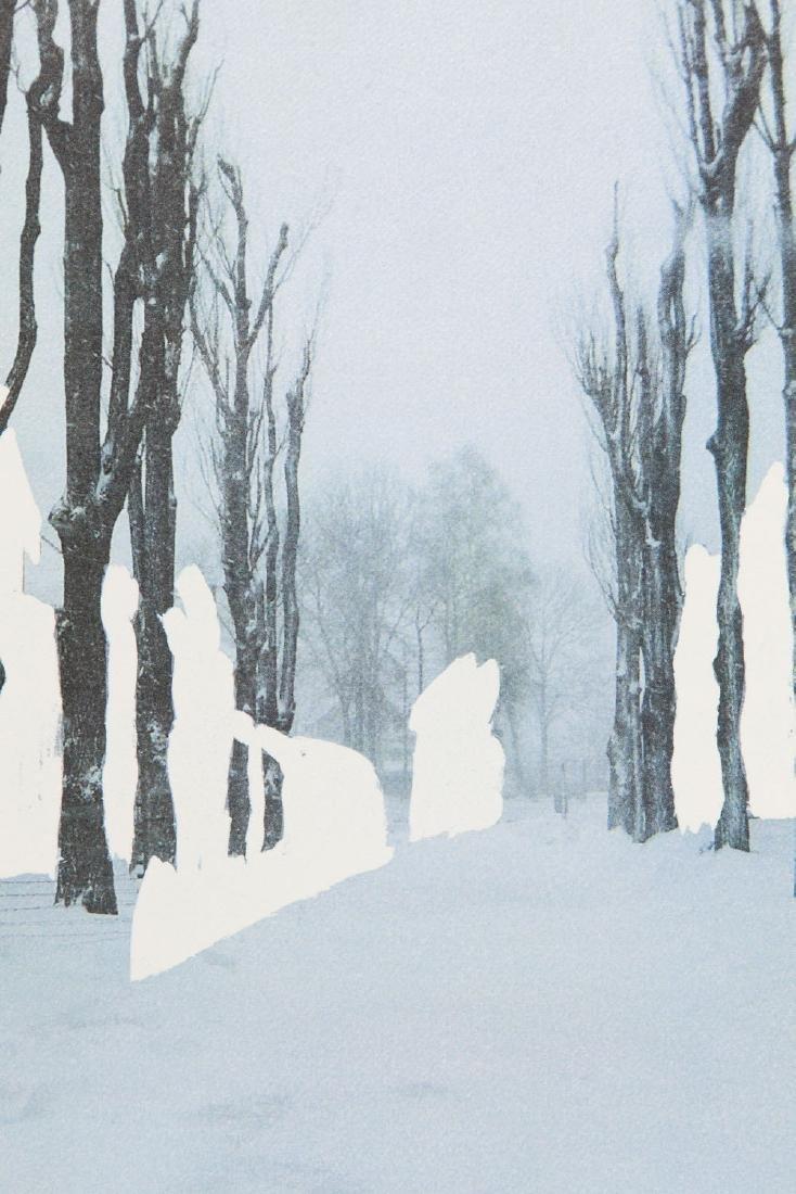 "Miroslaw Balka (b. 1958) Set of four works: ""Crossroads - 6"