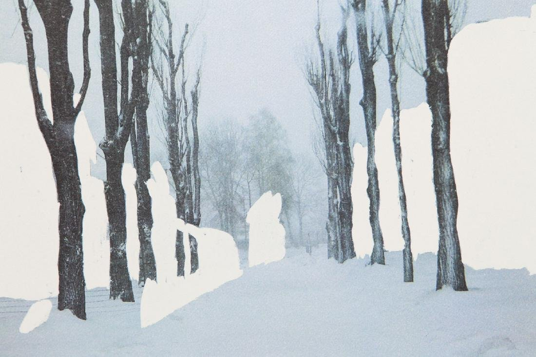 "Miroslaw Balka (b. 1958) Set of four works: ""Crossroads - 7"