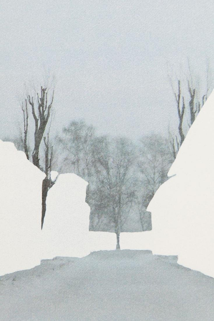 "Miroslaw Balka (b. 1958) Set of four works: ""Crossroads - 8"