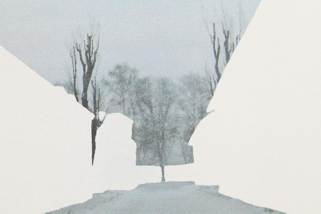 "Miroslaw Balka (b. 1958) Set of four works: ""Crossroads - 9"