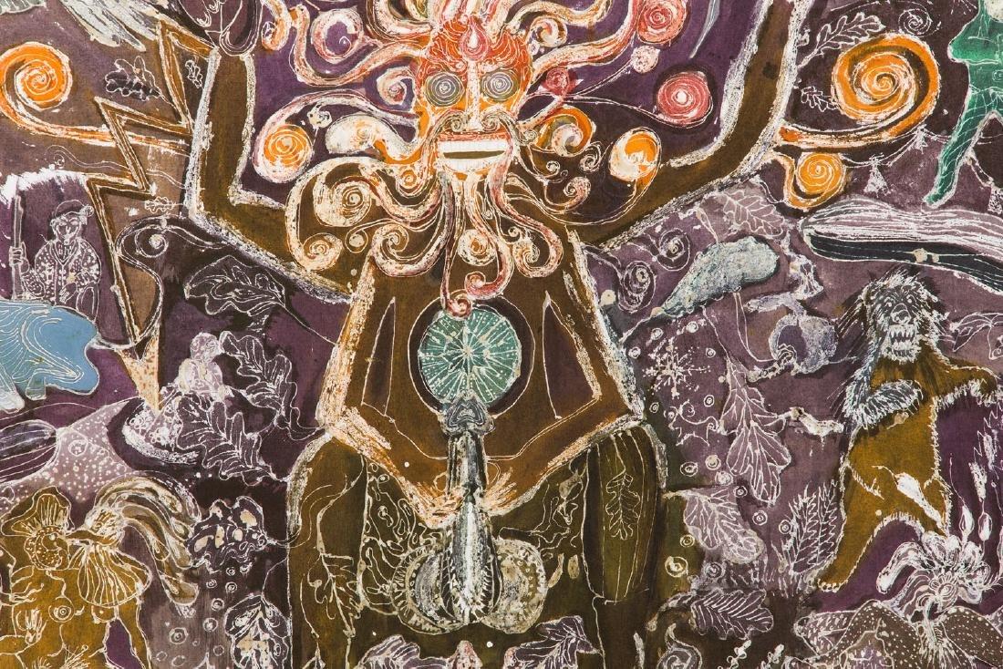 """Alicja Lukasiak (b. 1975) """"Positive"""", 2014 - 4"""