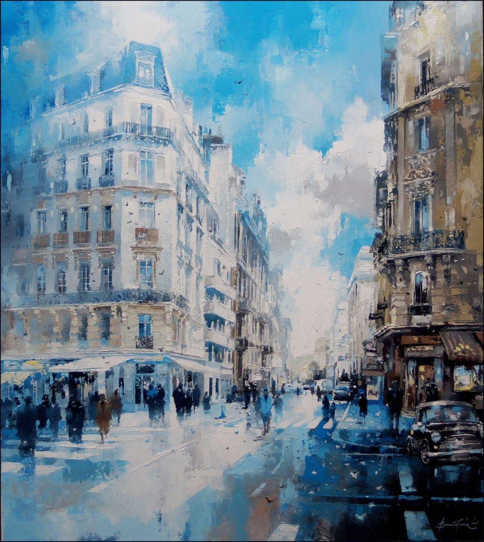 Bartlomiej Koter (b. 1984) Paris Sc'ne #4, 2018