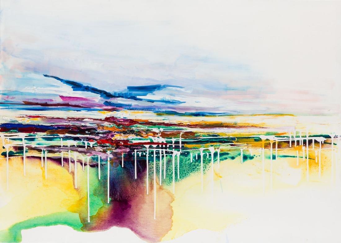 Joanna Szostak (b. 1984) Landscape 1V17, 2017