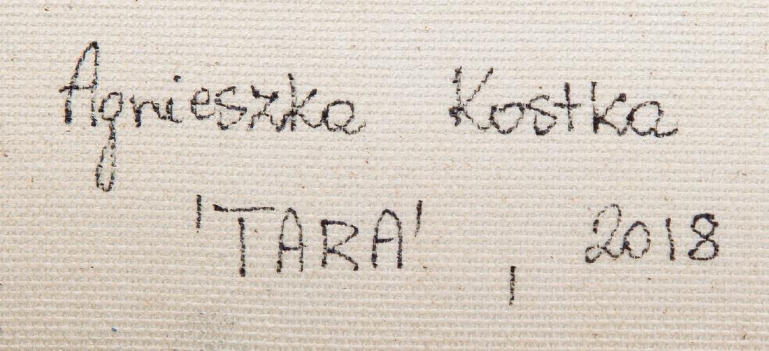 Agnieszka Kostka (b. 1989) TARA, 2018 - 2