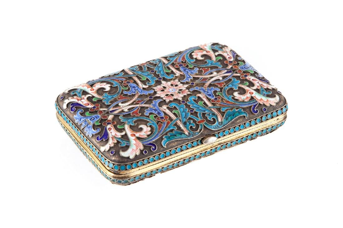 Cigarette case, 19th/20th Century