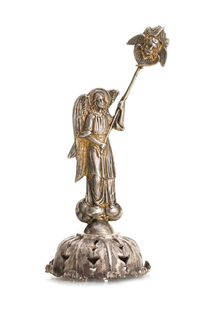 Figurine - Angel, Second half 19th Century