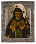 St. Mitrofan from Voronezh, Icon, 1891