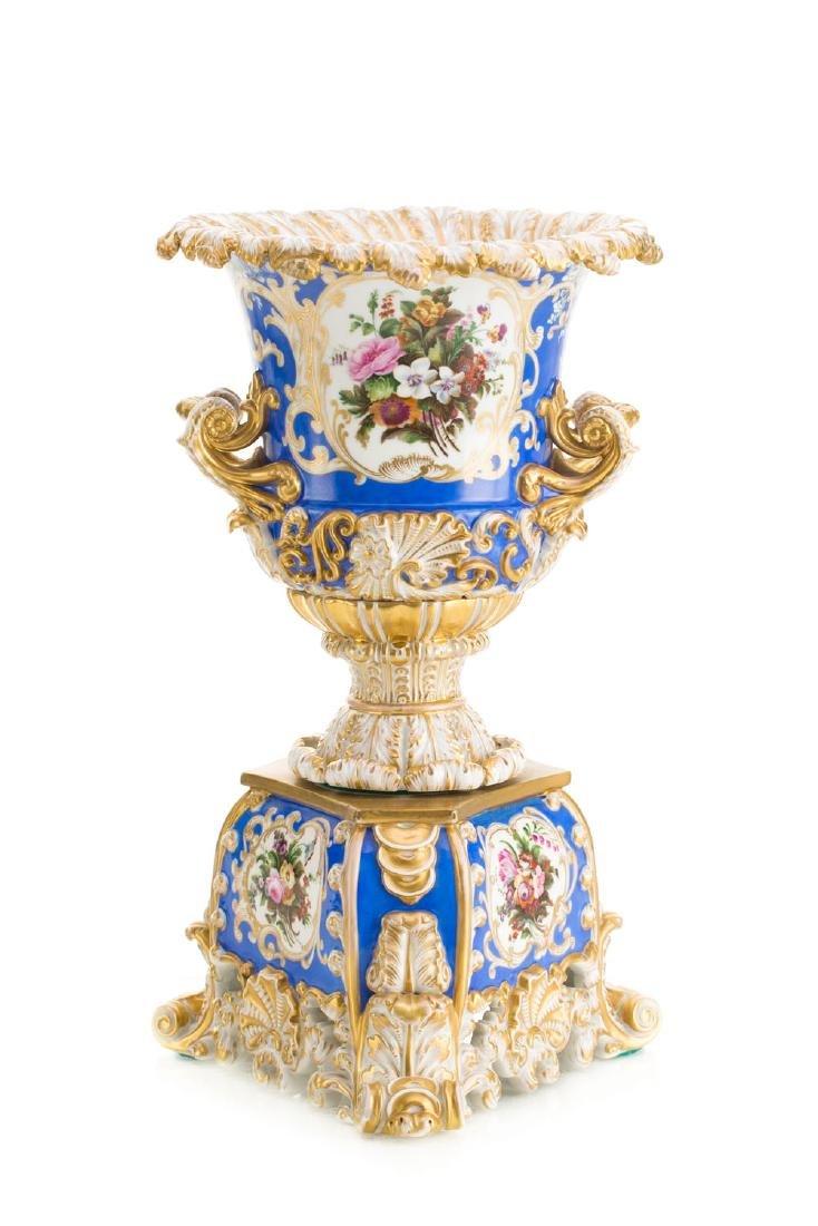 Decorative vase, First half 19th Century