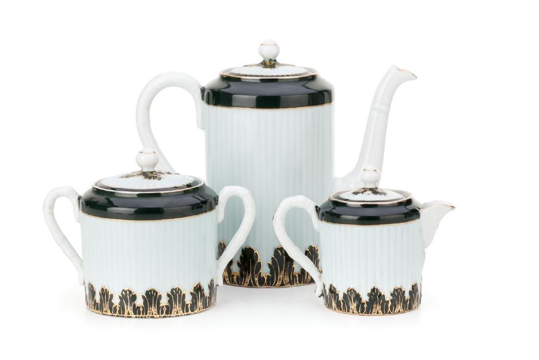 Coffee set, 1870s/80s