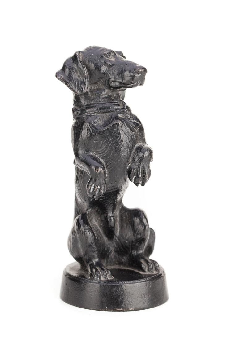 Figurine - Dachshund, 19th/20th Century