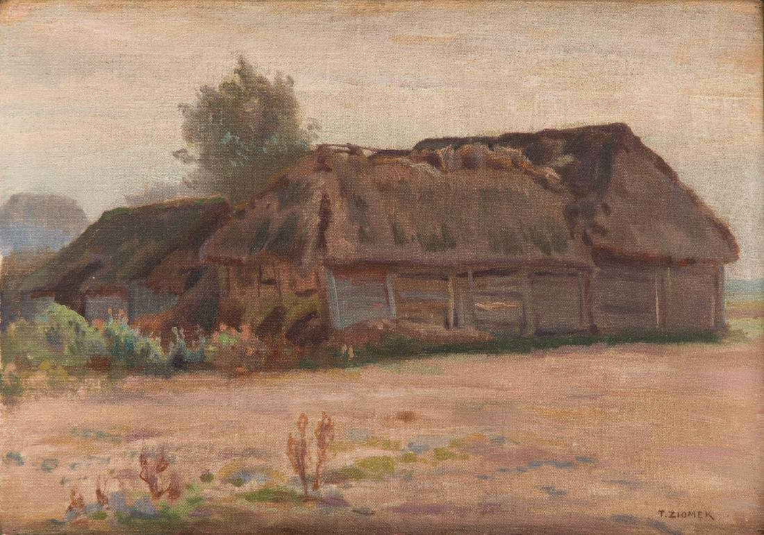 Teodor Ziomek (1874 - 1937) Cottage