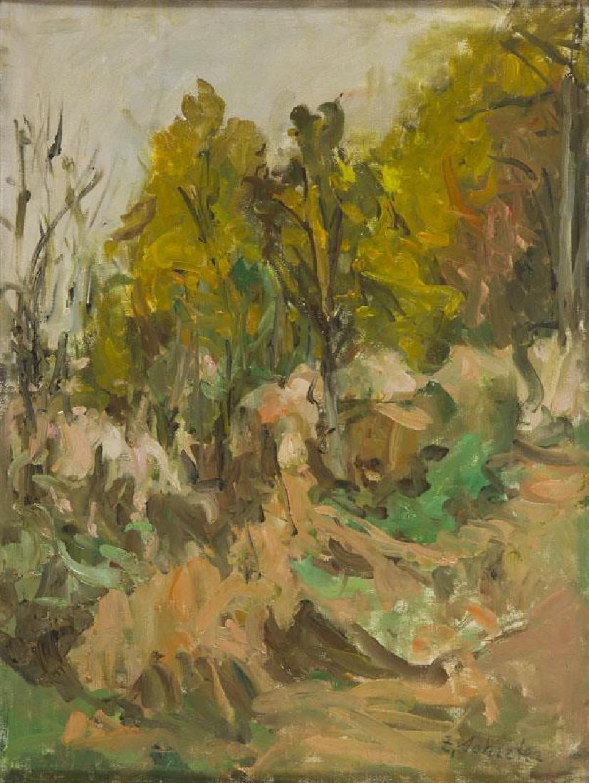 Zygmunt Schreter (1886 - 1977) Woods