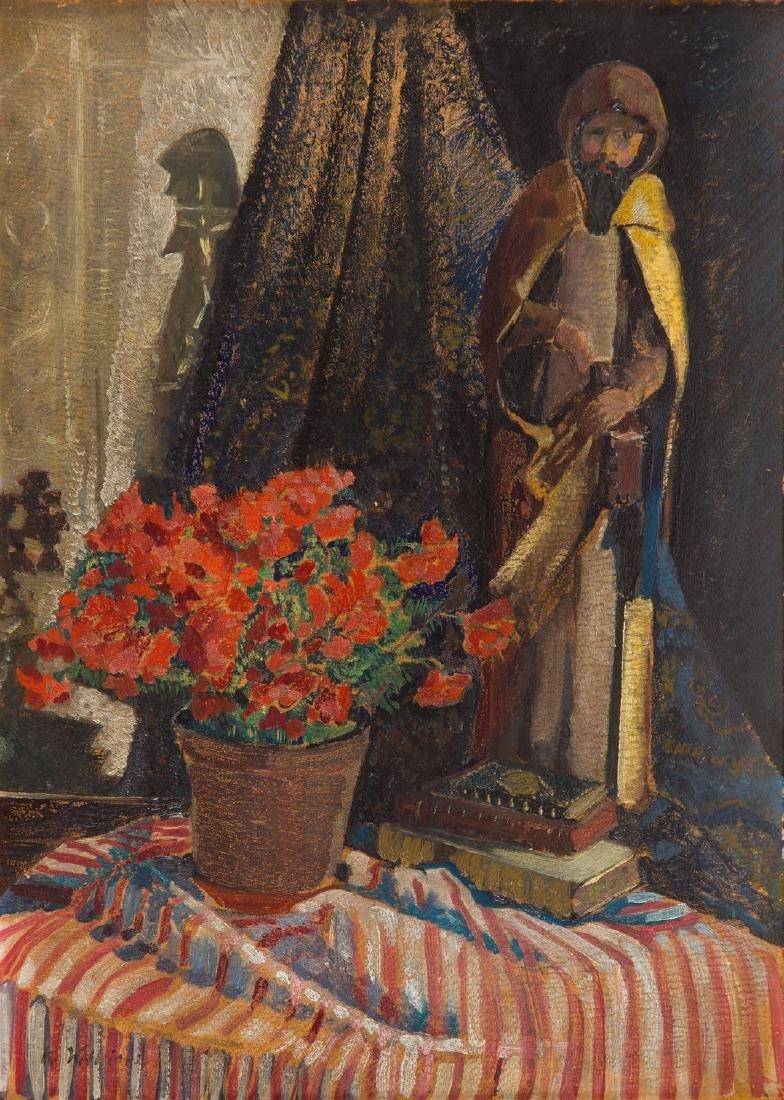 Kazimierz Witkiewicz (1880 - 1973) Still life with a