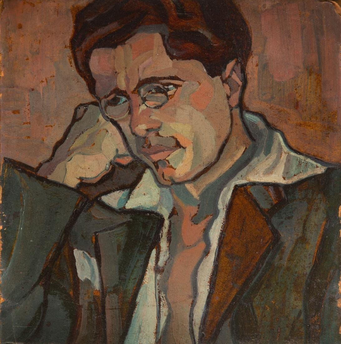 Unknown Artist (beginning of the 20th Century) Portrait